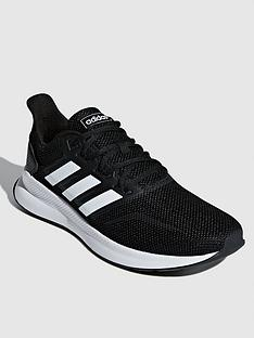 adidas-run-falcon-trainers-blackwhite