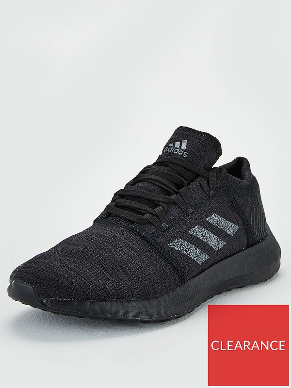 the latest affordable price official shop Pureboost Go - Black