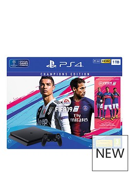 playstation-4-fifa-19-champions-edition-ps4-1tb-early-access-bundle-with-optional-extras