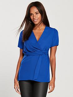 v-by-very-wrap-longline-tunic-top-bluenbsp