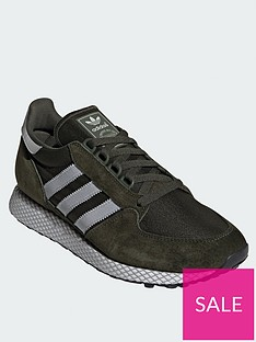 adidas-originals-forest-grove-trainers-greykhaki