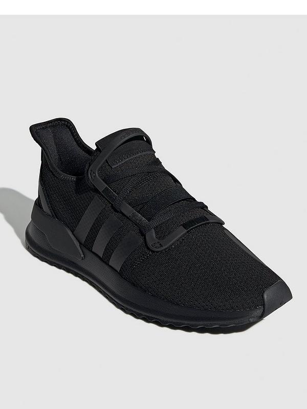 Adidas U Path Run schwarz Herren Sneaker