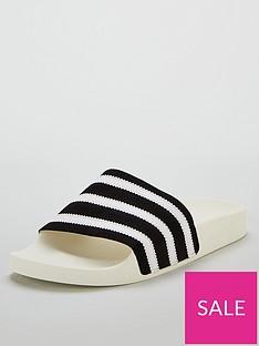 611e13f77 Mens adidas Sliders | Mens adidas Flip Flops | Very.co.uk