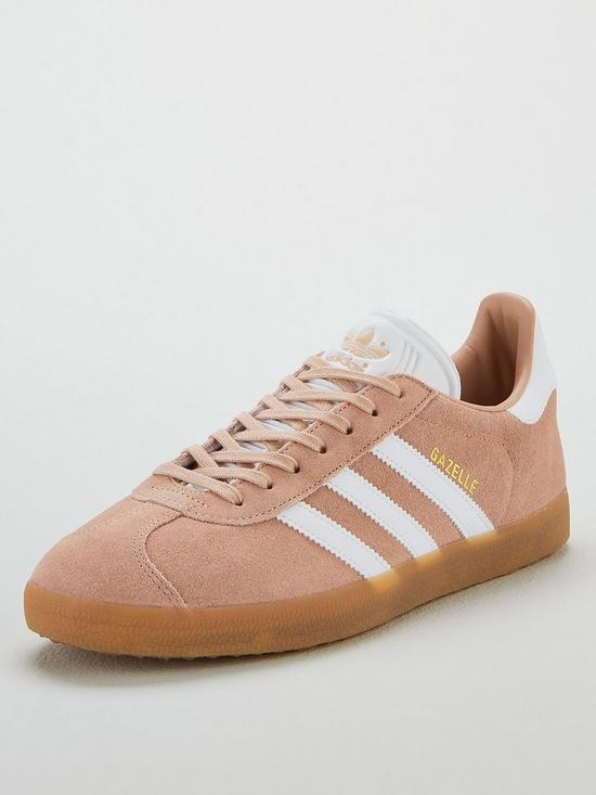 new arrival 2e70a 5d84e adidas Originals Gazelle - Beige Gum