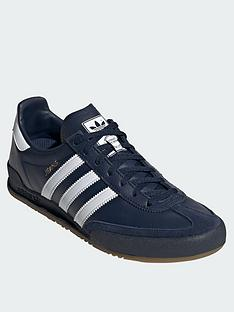 ee9365af1629e1 adidas Originals Jeans Trainers - Navy