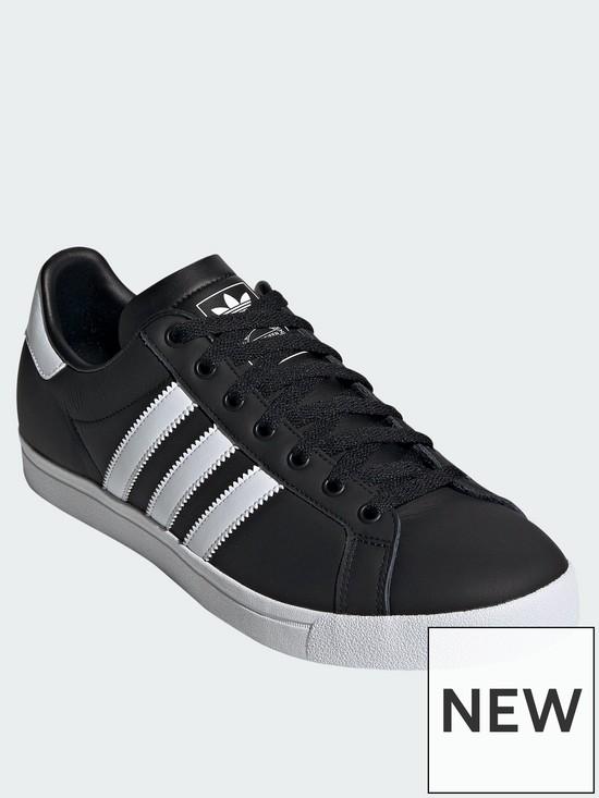 adidas Originals Court Star - Black White  d08a2c1d9