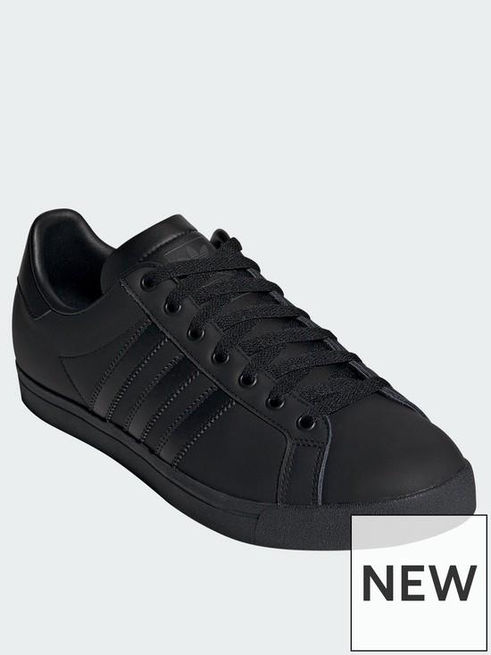 adidas Originals Court Star - Black  6a05f87bd