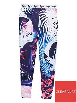 hype-girls-tropical-print-legging