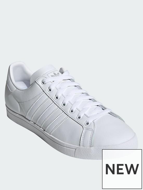 adidas Originals Court Star - White White  34616c635