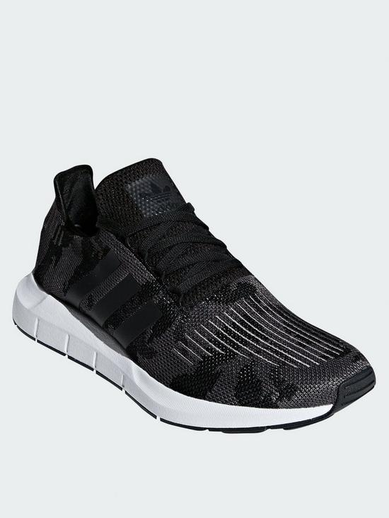 ea2ce55aaa66b adidas Originals Swift Run - Black Camo. £70
