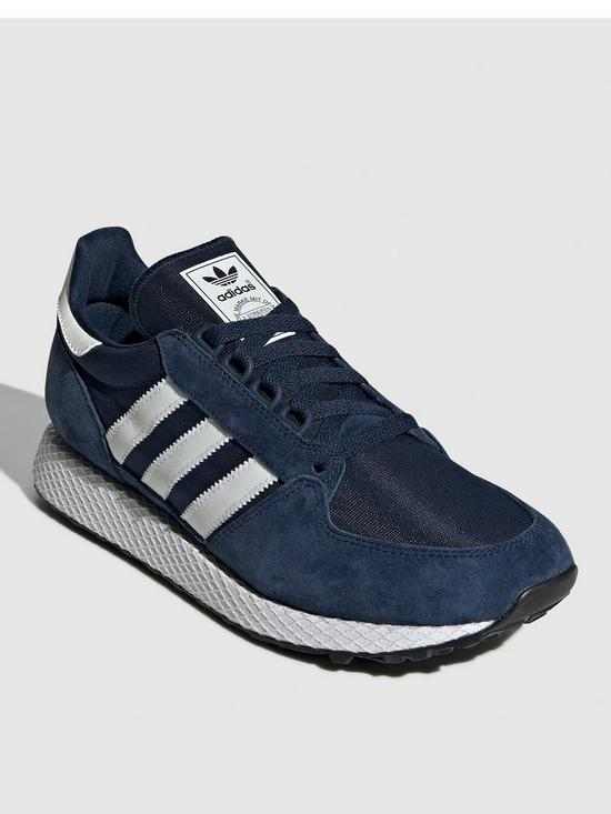 buy online ff96c 7229d adidas Originals Forest Grove Trainers - Navy