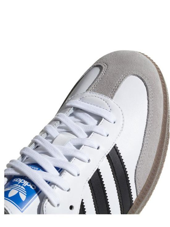 online store 4aa74 70cea ... adidas Originals Samba OG Trainers - White. 7 people have looked at  this in the last couple of hrs.