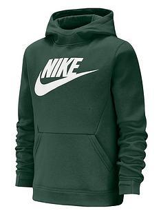 nike-sportswear-boys-club-fleece-hoodienbsp--green