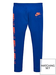 ef586a3534af Nike Girls Nsw Favorites Air Leggings