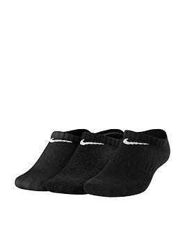 nike-childrens-3-pack-performance-no-show-training-socks-black