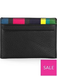 ps-paul-smith-mens-stripe-leather-credit-card-holdernbsp--black