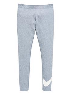 ede46deba85 Nike Girls Nsw Favorites Swoosh Legging