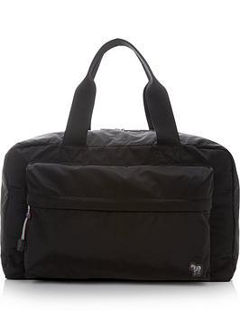 ps-paul-smith-zebra-logo-holdall-bag-black