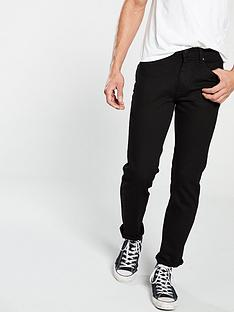 v-by-very-straightnbspfit-jeans-black