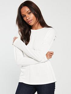 v-by-very-cupro-long-sleeve-top-white