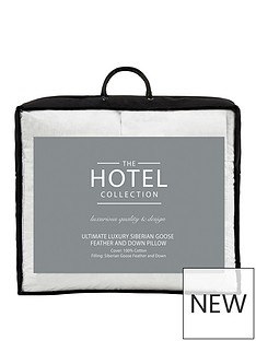 Hotel Collection Ultimate Luxury Siberian Goose Down Pillow