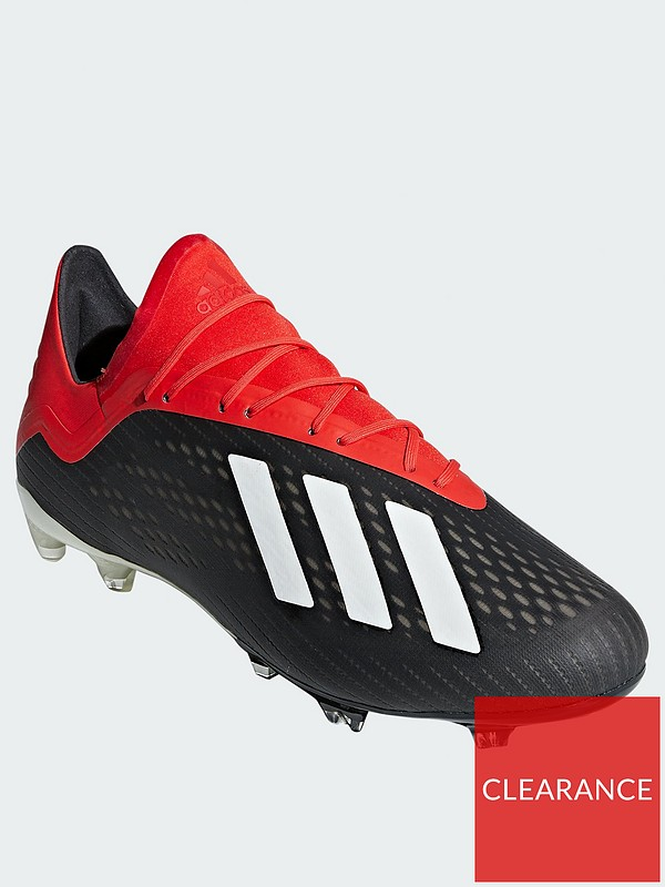 Adidas Mens X 19.2 Firm Ground Football Boot