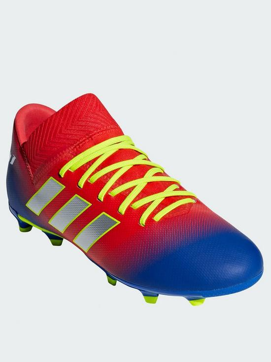 0d0718514dab adidas Adidas Junior Nemeziz Messi 18.3 Firm Ground Football Boot ...