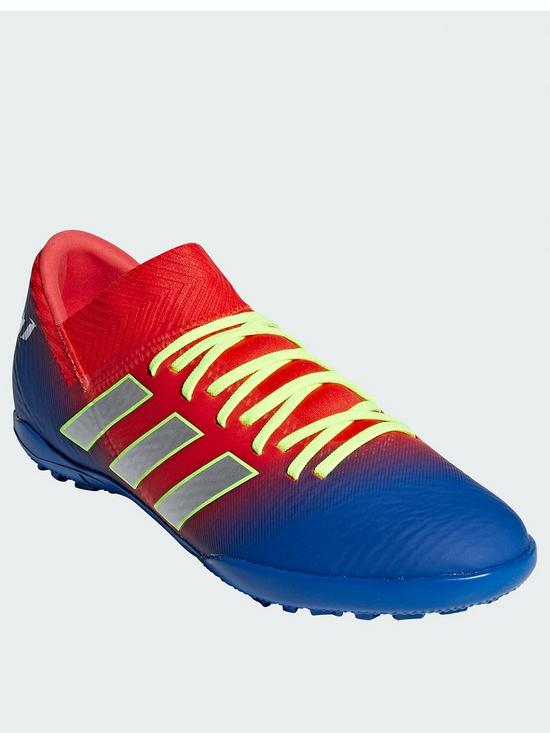 61c798f154dd adidas Adidas Junior Nemeziz Messi 18.3 Astro Turf Football Boot ...