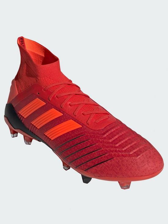 adidas Adidas Mens Predator 19.1 Firm Ground Football Boot  7bbf965d88