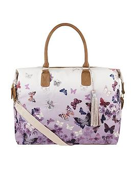 accessorize-botanical-butterfly-weekend-bag--nbspmulti