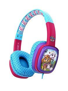 batman-paw-patrol-headphones-with-safe-sound-pink