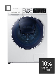 samsung-wd80n645ooweu-8kg-wash-5kgnbspdry-1400-spinnbspquickdrivetrade-washer-dryer-with-addwashtrade-nbsp--white
