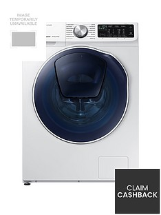 Samsung WD80N645OOW/EU 8kg Wash, 5kg Dry, 1400 Spin QuickDrive™ Washer Dryer with AddWash™  - White