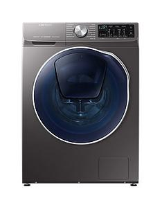 Samsung WD90N64500X/EU 9kg Wash, 5kg Dry, 1400 Spin QuickDrive™ Washer Dryer with AddWash™ and 5 Year Samsung Parts and Labour Warranty - Graphite