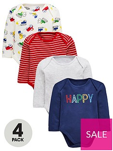 mini-v-by-very-baby-4-pack-long-sleeved-bodysuits