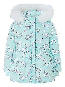 monsoon-baby-sienna-swan-print-padded-coat