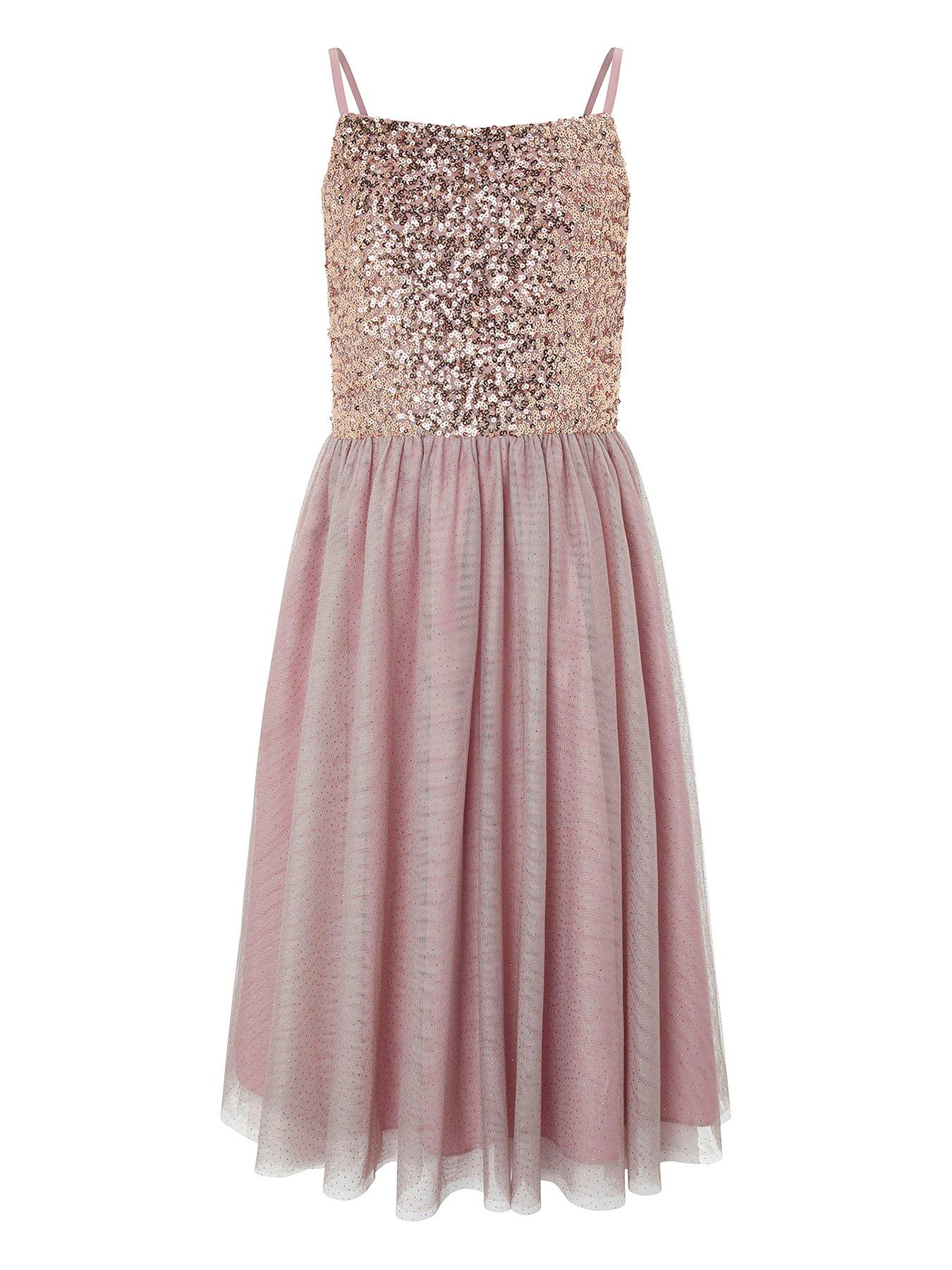 Monsoon Leia Prom Dress | very.co.uk