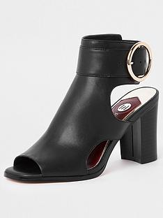 river-island-slingback-shoeboot--black