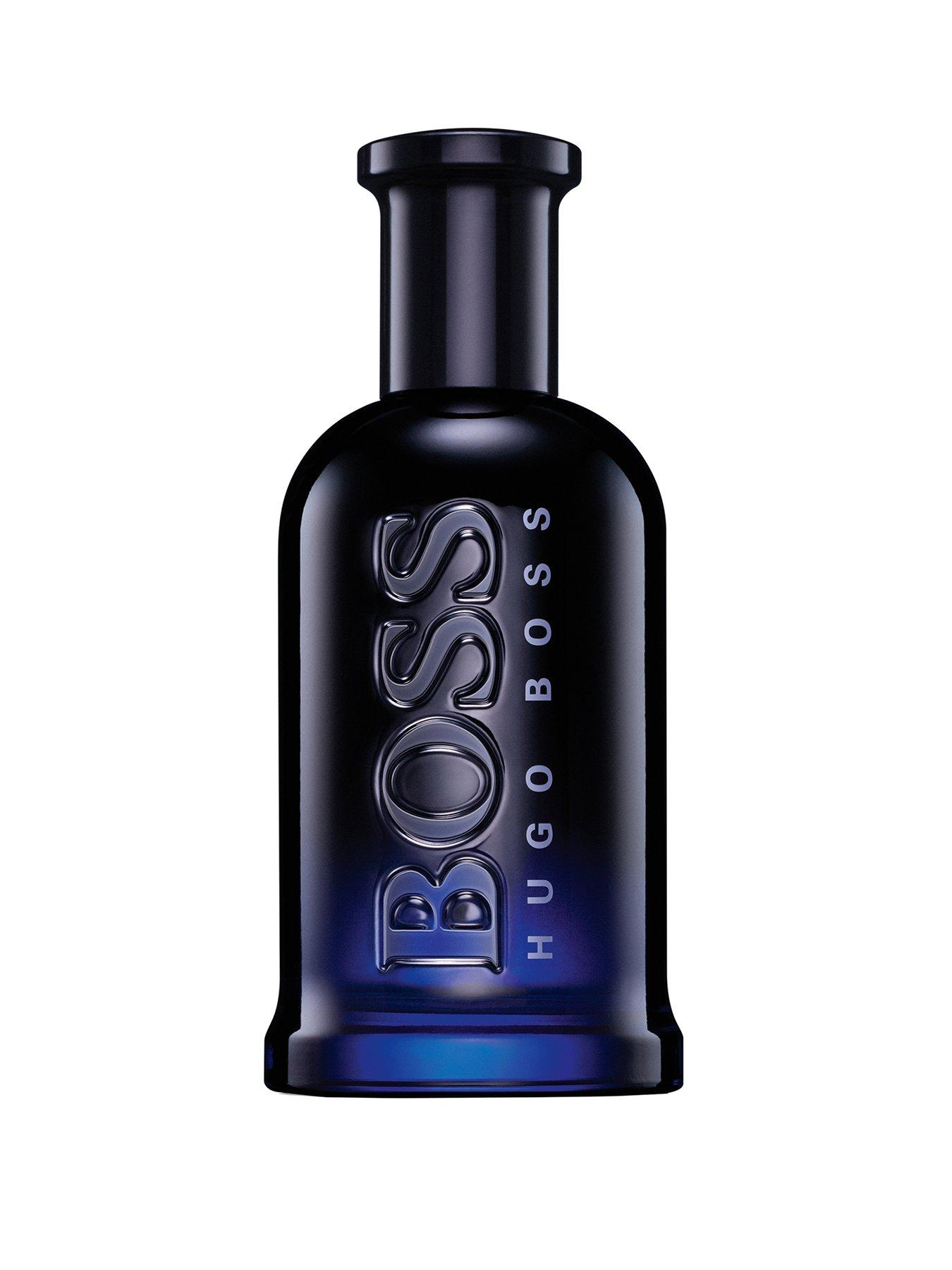 boss unlimited aftershave