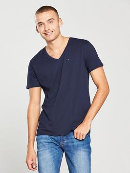 tommy-jeans-tommy-jeans-original-jersey-v-neck-t-shirt