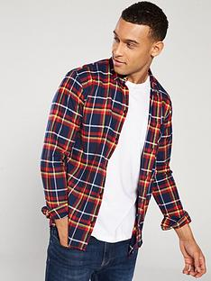 tommy-jeans-check-flannel-shirt