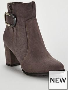 wallis-amisha-large-buckle-ankle-boot-greynbsp