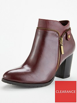 wallis-amari-side-zip-and-stud-ankle-boot-wine