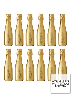 bottega-gold-prosecconbsp--12nbspxnbsp200mlnbspbottles
