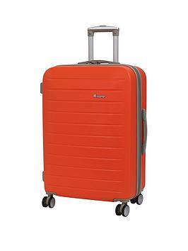 It Luggage Legion 8 Wheel Hard Shell Single Expander Medium Case