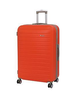 It Luggage Legion 8 Wheel Hard Shell Single Expander Large Case