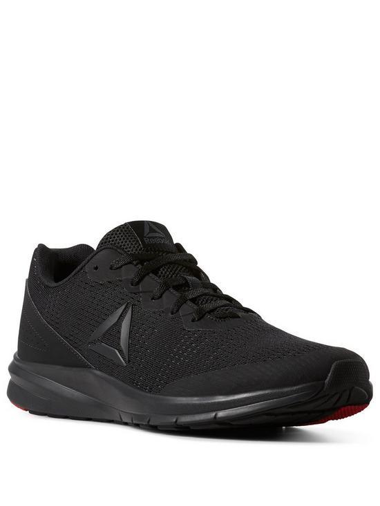 Reebok Runner 3.0 Trainers - Black Grey  e86bbf1936