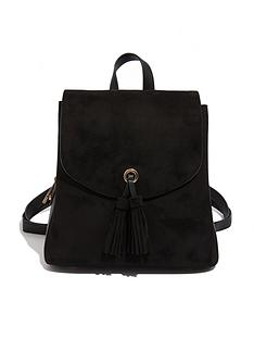 oasis-suede-flapover-backpack