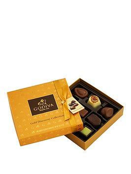 godiva-gold-discovery-9-pcs-box