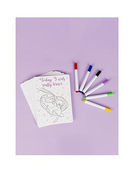 Disney Colour Me Milestone Cards, One Colour